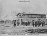 Am Grundbach im Jahr 1911